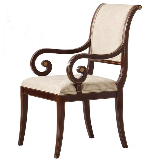 How Much Is The Kindle Sleigh Back Dining Chair