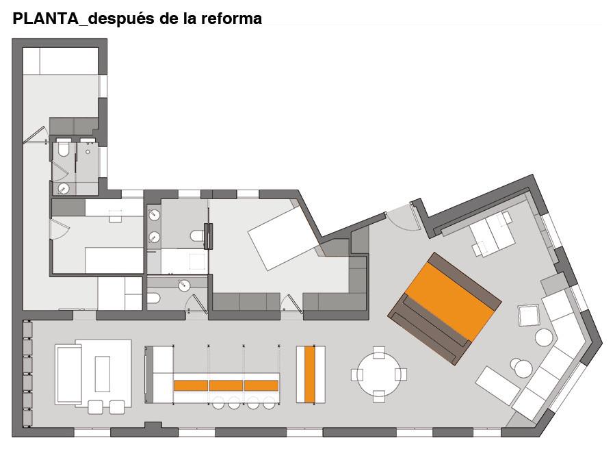 Plano Después de la Reforma.