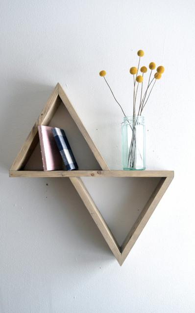 Geometric Shelf II by The 807