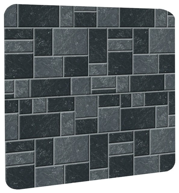 "Imperial Bm0406 Thermal Stove/wall Board Floor Protector, Slate, 36""x52""."