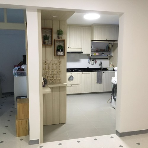 Need Door Ideas For Kitchen Entrance