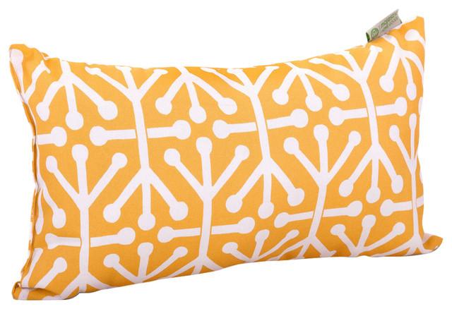 Outdoor Citrus Aruba Small Pillow