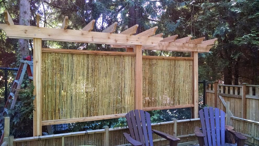 Woodwork: Pergola