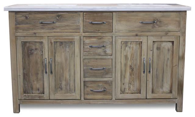Woodland Italian Carrara Marble Natural Pine 59 75