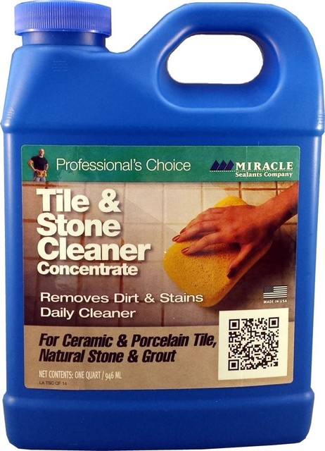 Miracle Sealants Tile And Stone Cleaner Craftsman Household Cleaning Products By