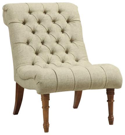Super Coaster Tufted Accent Chair Without Arms Inzonedesignstudio Interior Chair Design Inzonedesignstudiocom