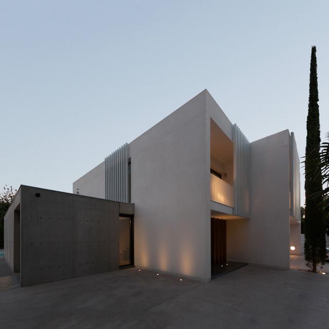 Casa Forment, Valencia. moderno-fachada