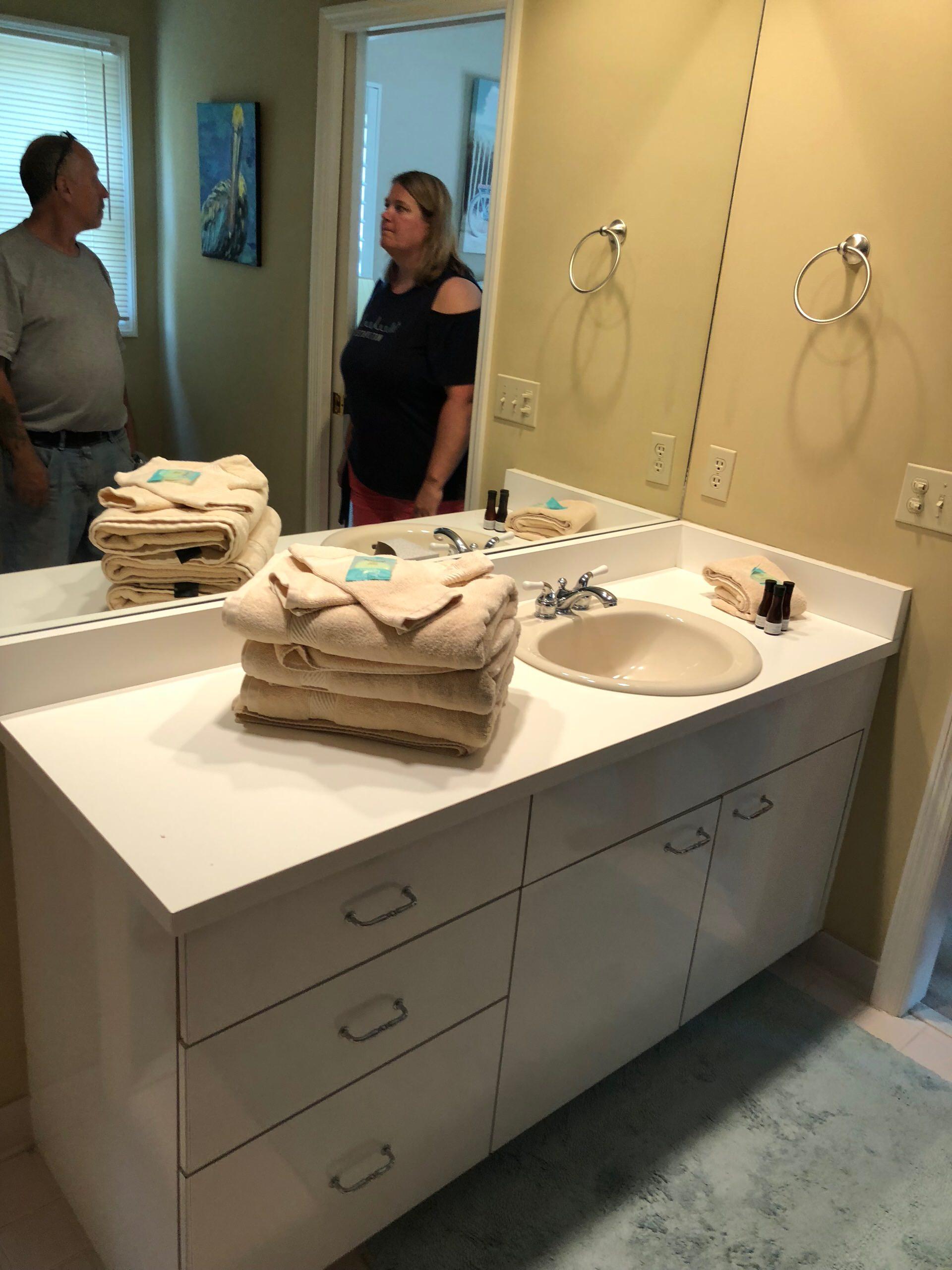 Guest Bathroom Before Remodel