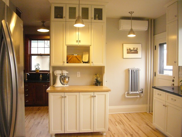 St. Paul Kitchen Remodel transitional