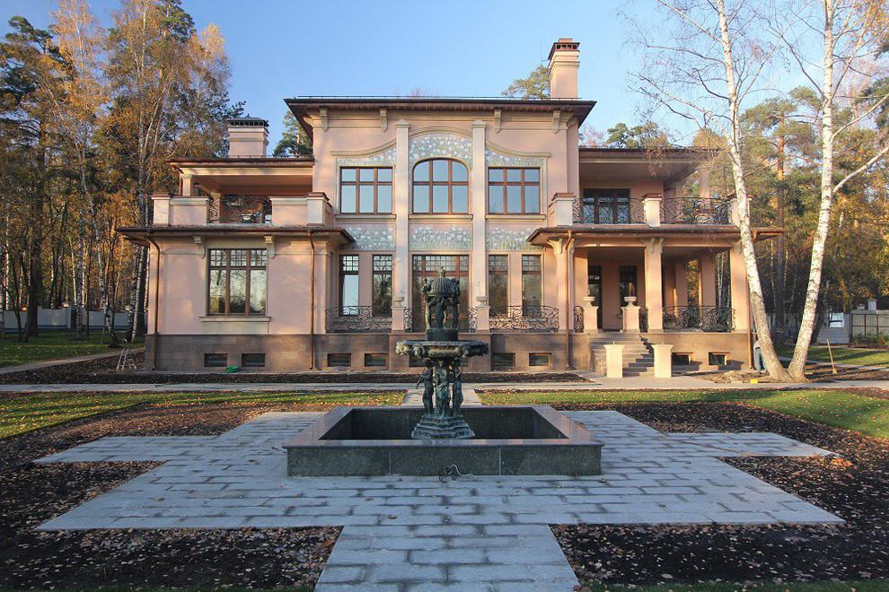 Загородный дом в пос.Салтыковка
