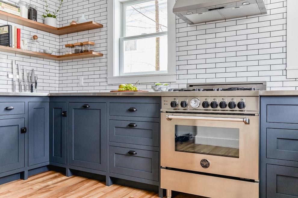 Blue Steel Kitchen, Portland, Maine - Portland Maine - by ...
