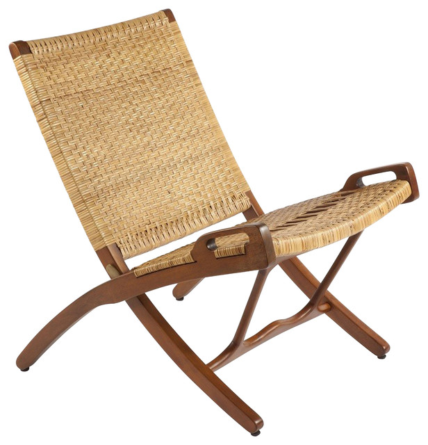 Stilnovo Vilhelm Rattan Folding Chair Folding Chairs And Stools by Matthe
