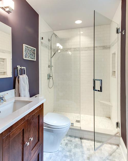 Spectacular Modern Bathroom Update