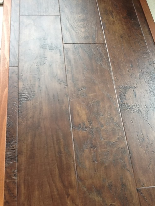 Vinyl plank flooring versus tile thefloors co for Hardwood floors vs tile