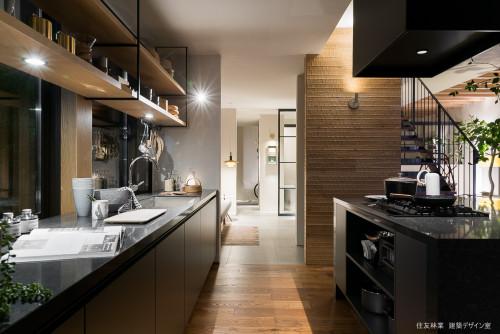 床材色々-木材のプロであるホームメーカーさんのモデルハウスを訪ねて-