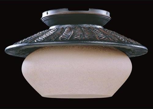Concord Fans Pristine Oil Rubbed Bronze Ceiling Fan Light Kit - Pa-017-Orb.
