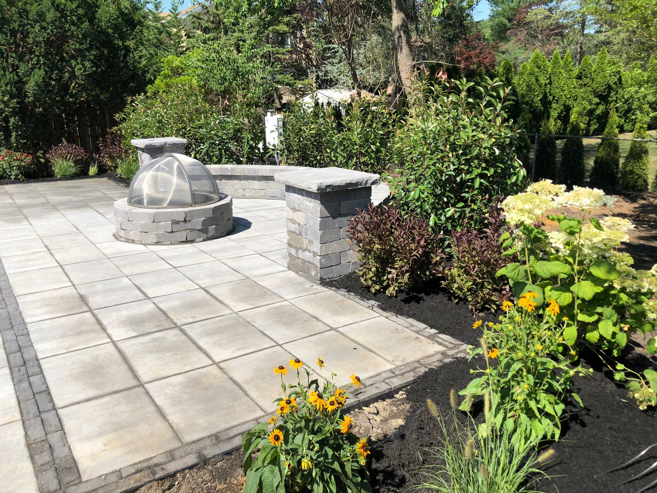 Hardscaping Projects