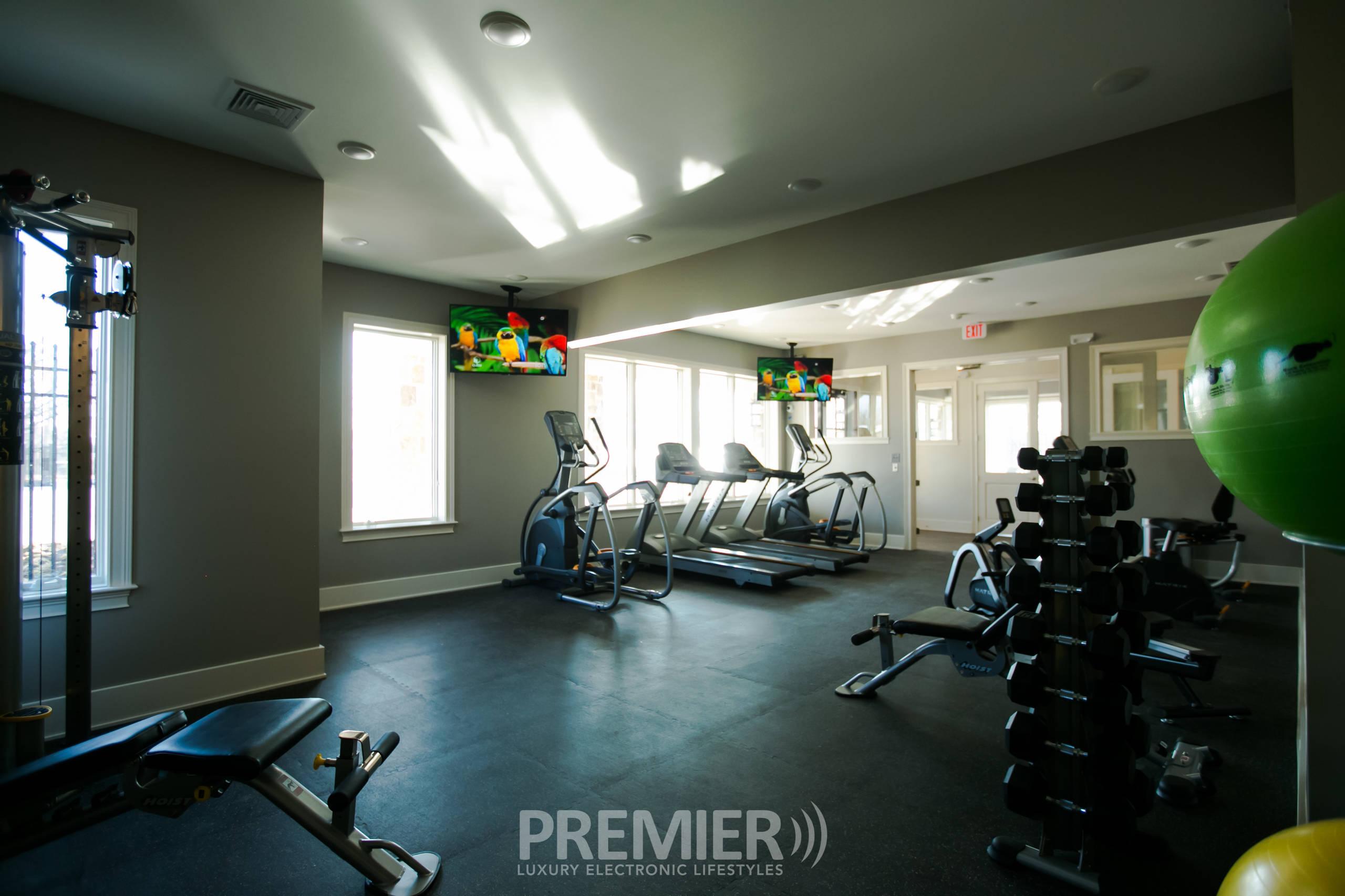 Residential Amenity Center