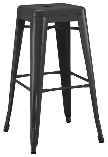 Shop Houzz Design Lab MN DreuxSteel Stackable Counter  : industrial bar stools and counter stools from www.houzz.com size 440 x 640 jpeg 29kB