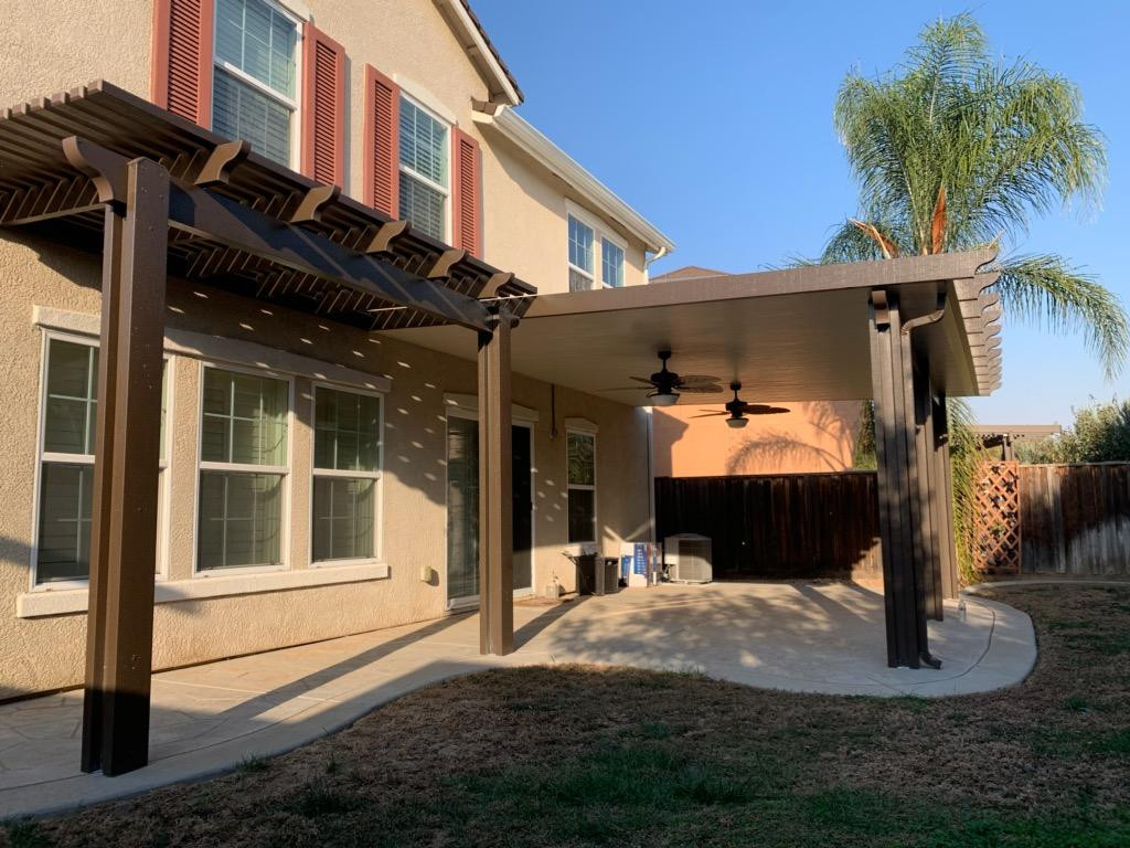 Combination Patio Covers
