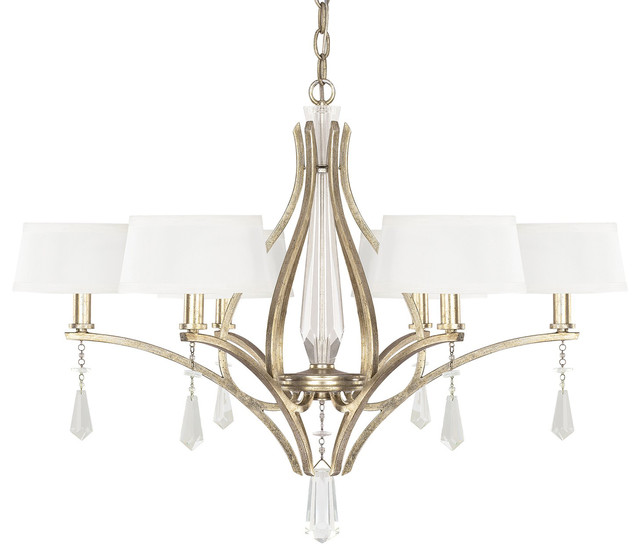 Capital Lighting 4226 549 The Margo Collection 6 Light