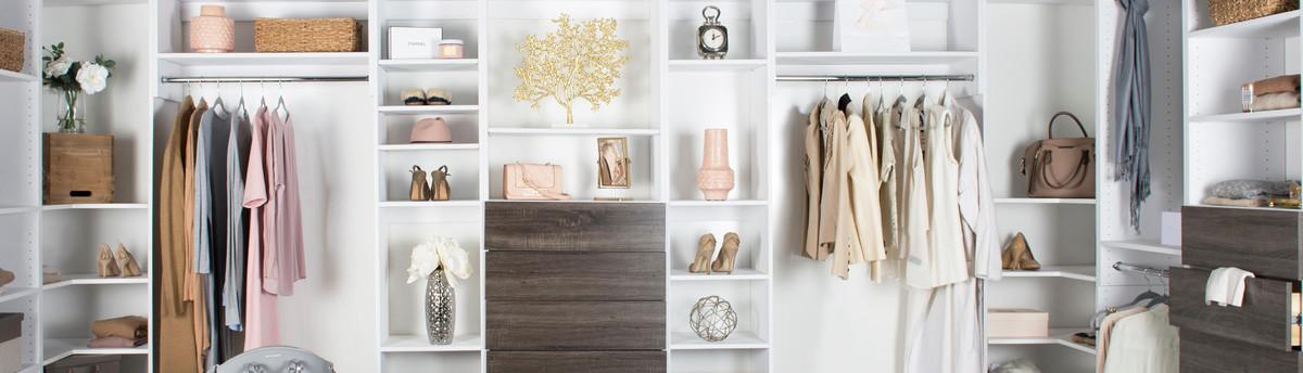 Modular Closets | Houzz
