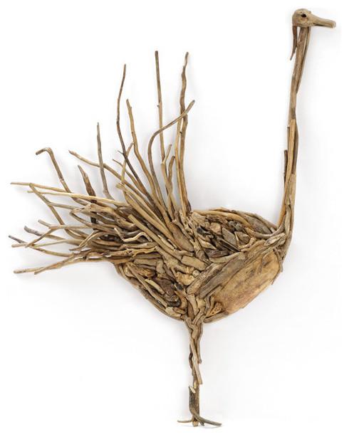 Driftwood Fly Away Bird