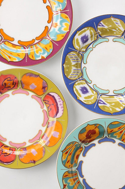 Kamala Dessert Plates