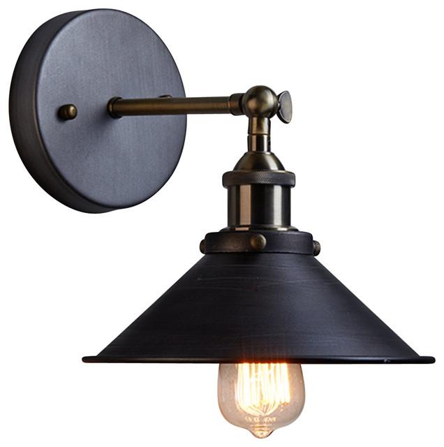 Metal Filament Sconce Wall Lamp