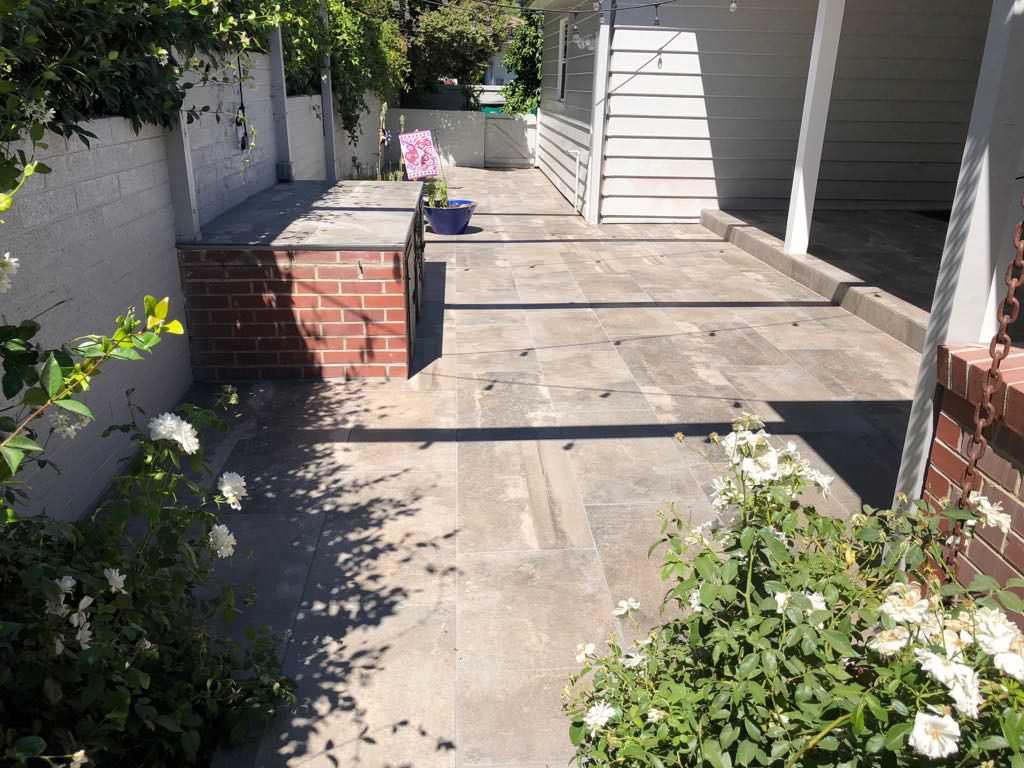 Outdoor Tile Decks and Patios