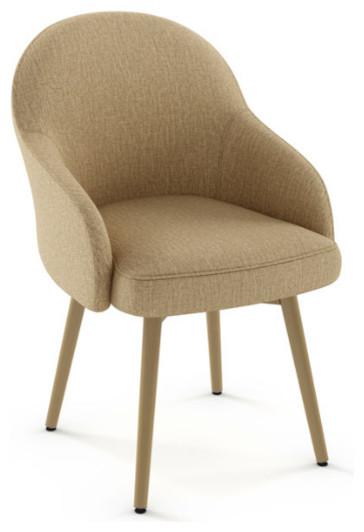 Swivel Dining Chair.