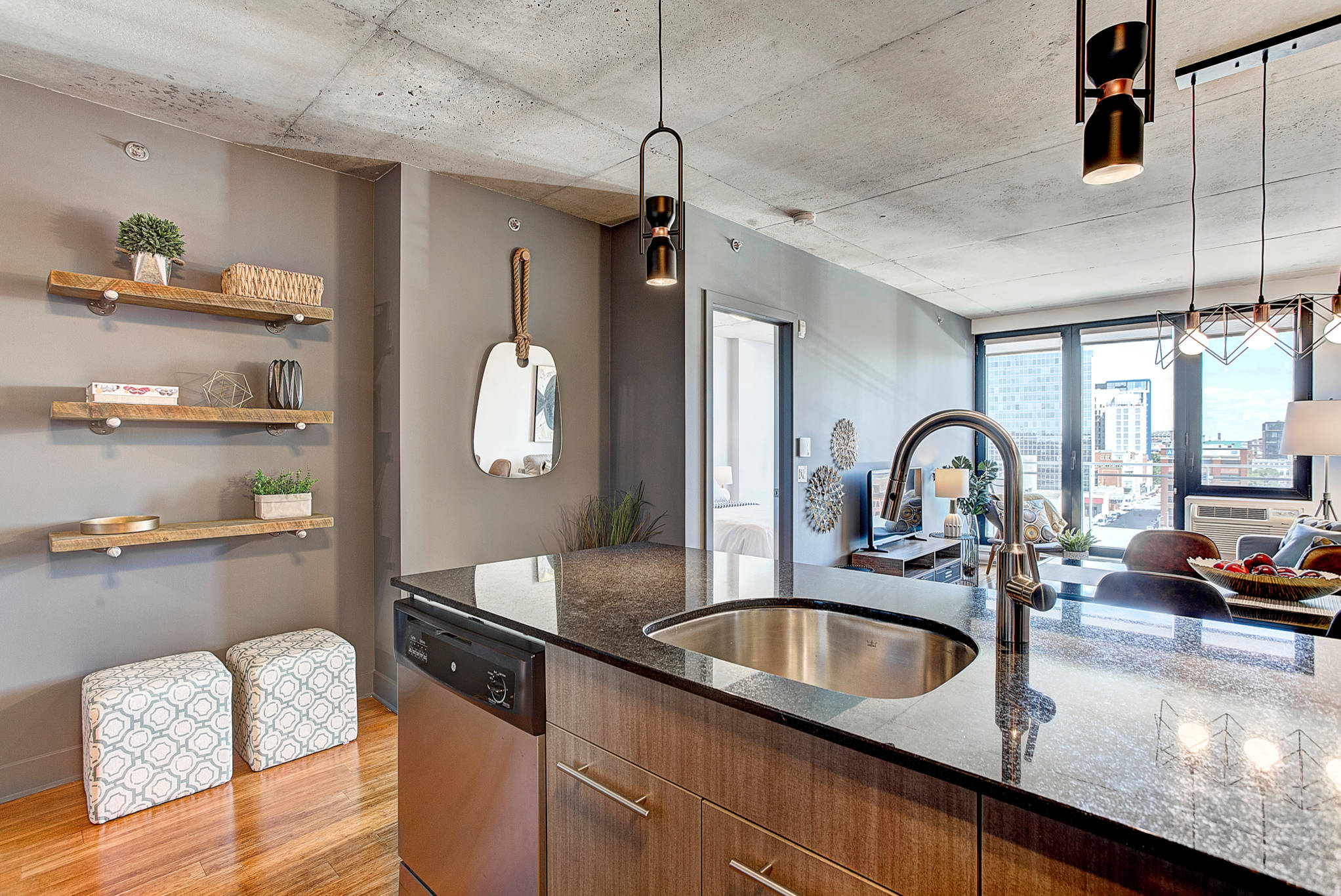 Griffintown's Lowney Condo