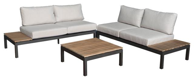 Allstate Patio Furniture.Mornington Seating 3 Piece Set
