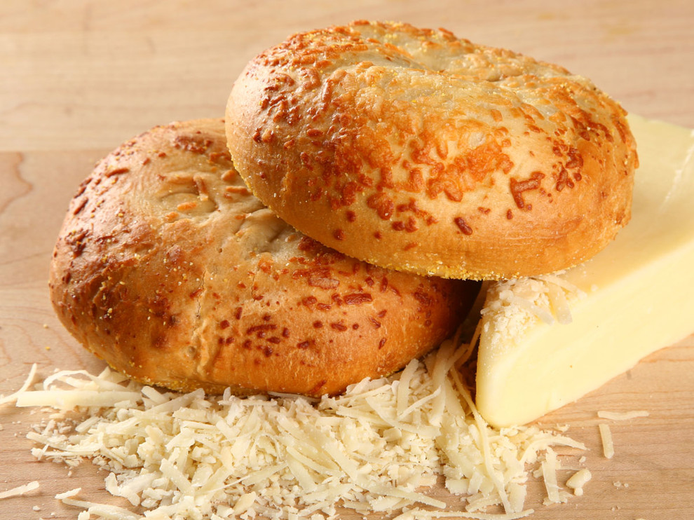Ray's New York Bagels - Asiago Cheese