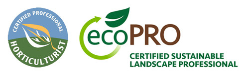 Accredited Horticulturist and Eco Pro Sustainable Landscape Professional