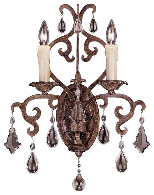 Savoy House Florence 18 Quot 2 Light Wall Sconce In New