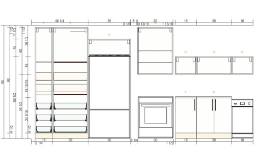 Ikea Kitchen Layout