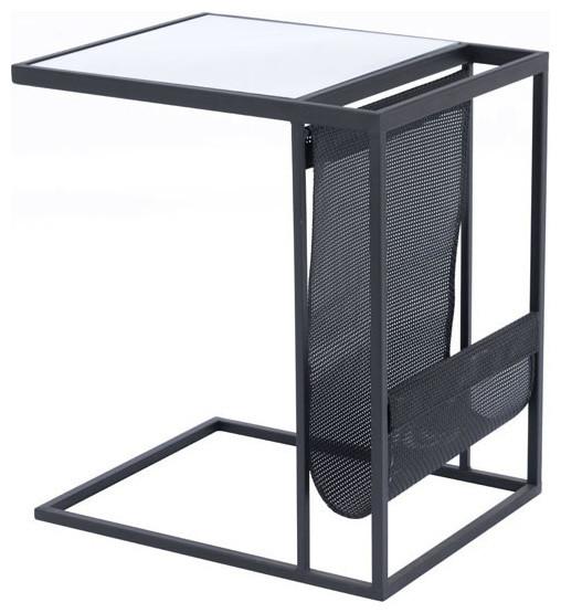 Prime Magazine Rack Table Black Download Free Architecture Designs Scobabritishbridgeorg