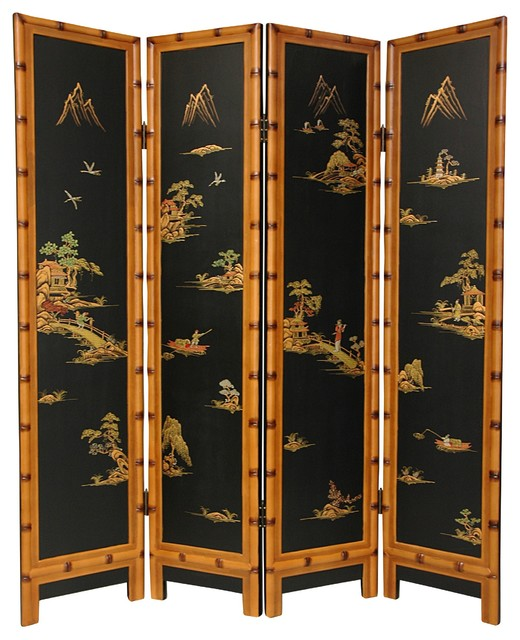 6' Tall Ching Room Divider