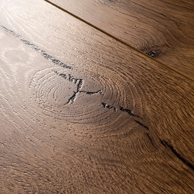 feather lodge feather step londonderry oak plank 123 mm laminate floor sample