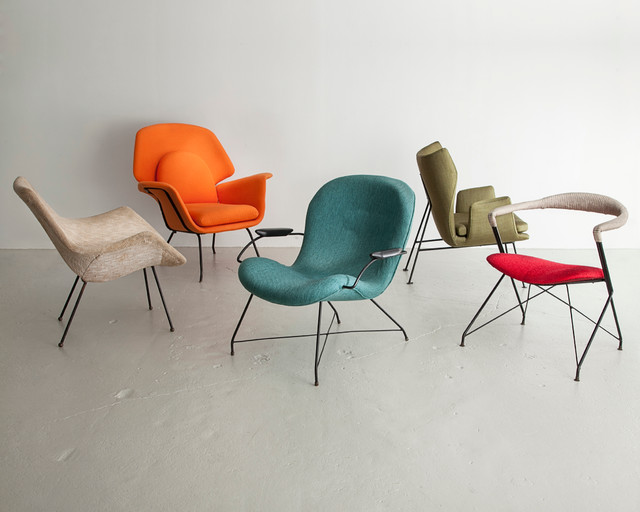 'Viva o Brasil' and the Nation's Modernist Furniture retro
