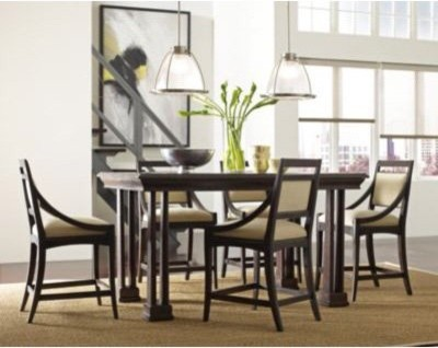 Stanley Classic Portfolio Counter Height Dining Table