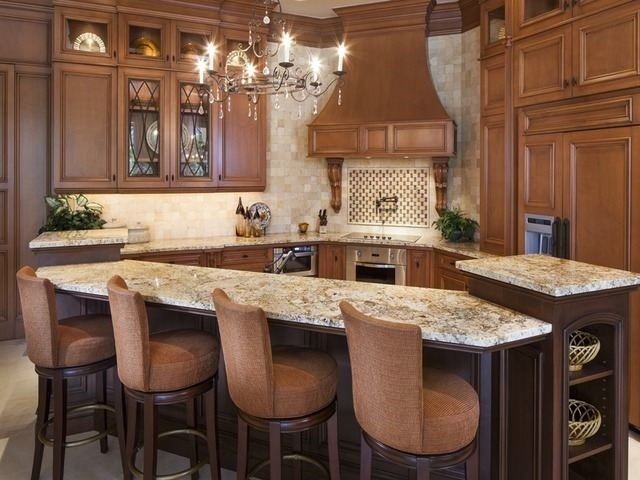 Exceptionnel Exotic Granite Countertops Transitional