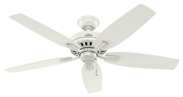 Newsome Indoor Ceiling Fans, Fresh White.