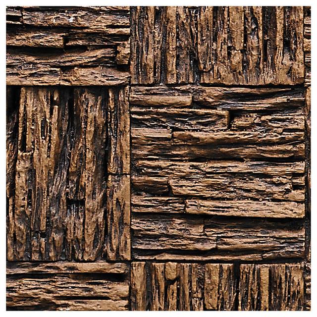 Sample woven lava rock wall panel almond traditional wall panels by panels 4 less - Woven wood wall panels ...