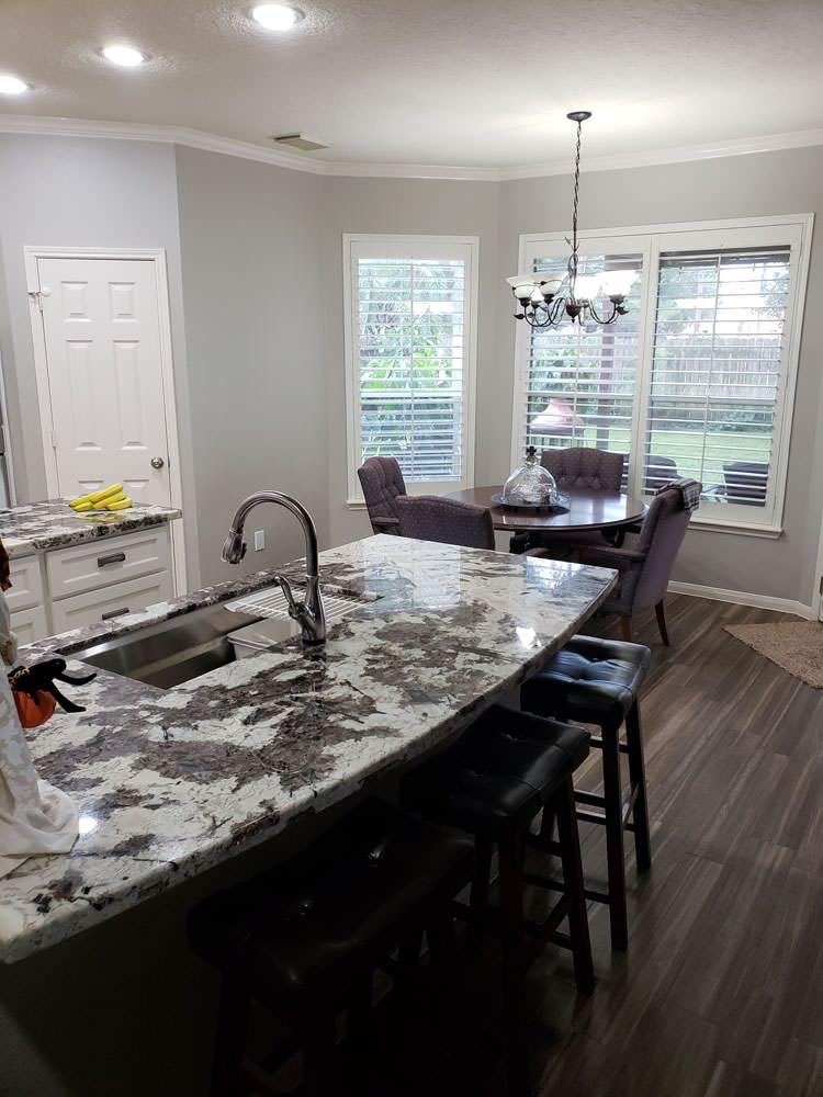 Cinco Ranch- Kitchen Remodel