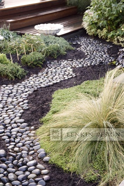 Charmant Inspiration For A Contemporary Landscaping In Los Angeles.