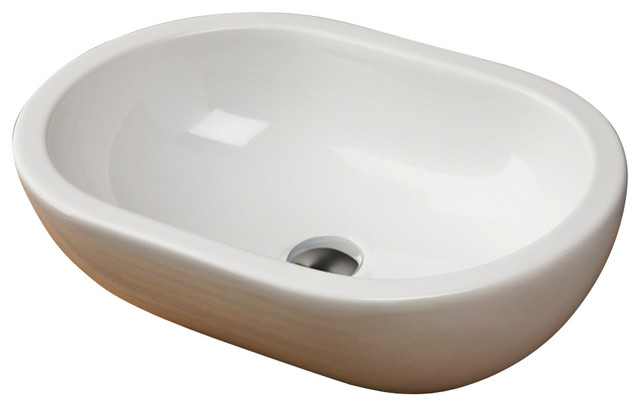 Lacava Open Space Collection, White.