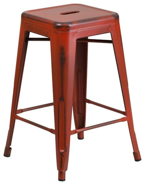 Dempsey Adjustable Stool Industrial Bar Stools And Images  : bar stools and counter stools from favefaves.com size 502 x 640 jpeg 41kB