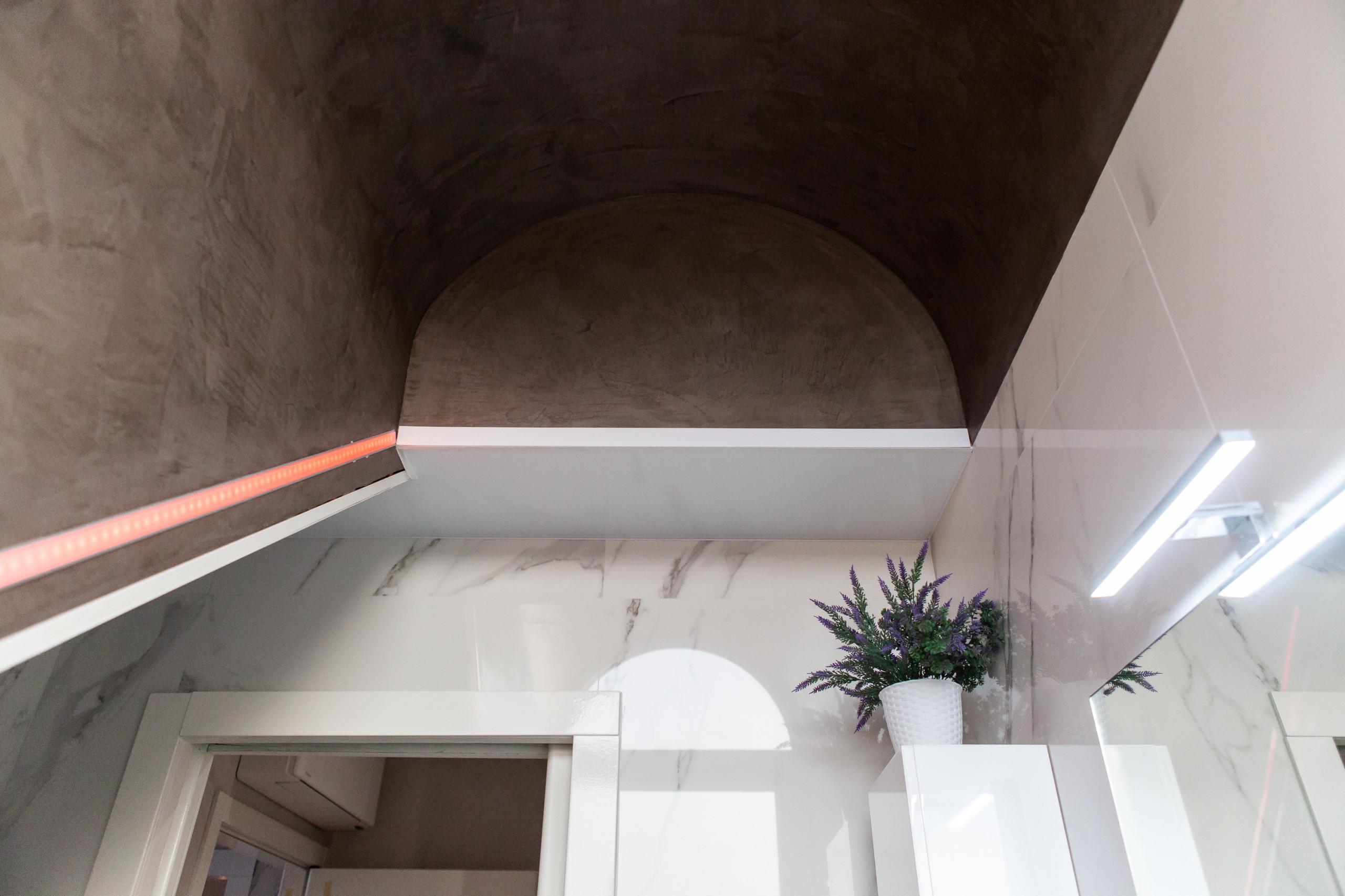 La mansarda   restauro sottotetto   50 mq